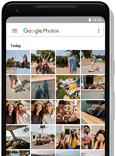 Pixel 2 with Unlimited Storage