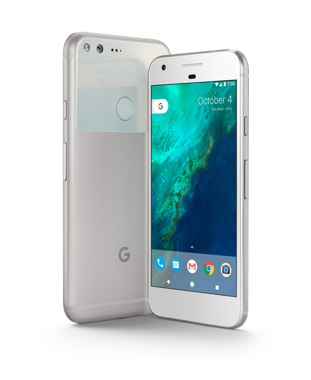 Pixel - Phone by Google Header Image