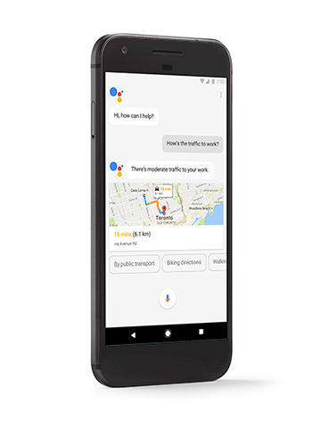 Pixel Phone with Google Assistant