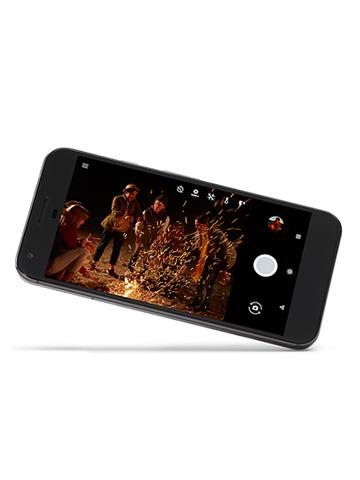 Pixel Camera taking photos