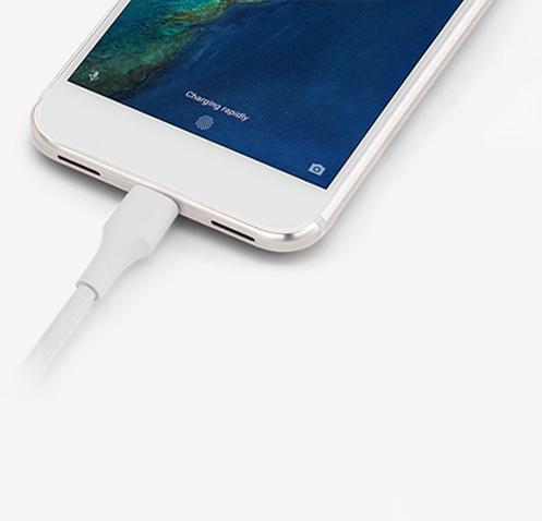 Pixel Phone by Google Rapid Charging