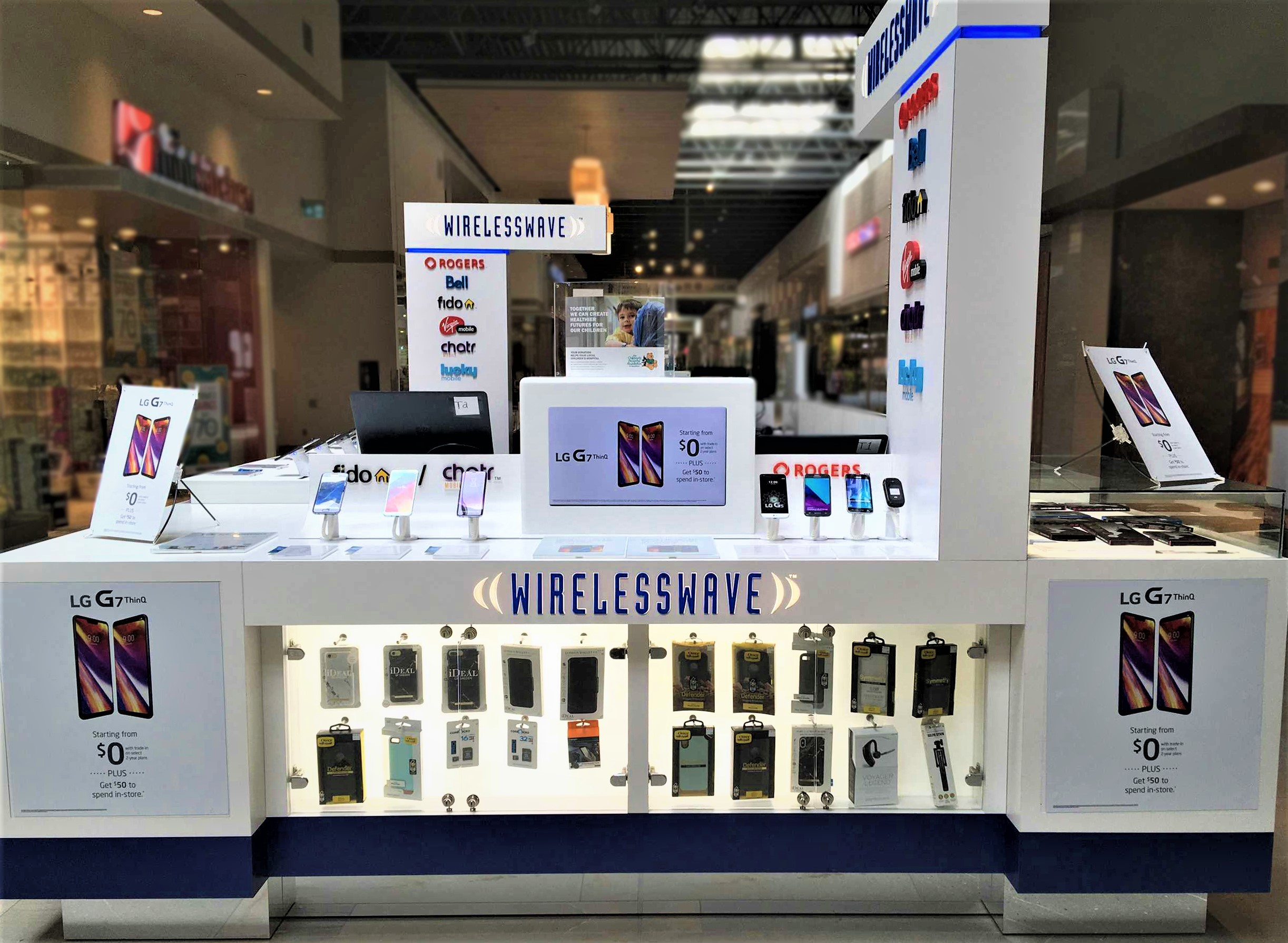 Wirelesswave Kiosk