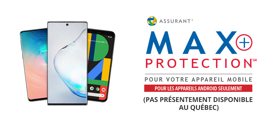 Max+ Protection - Couverture de 2 ans